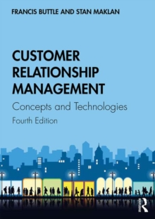 Image for Customer relationship management  : concepts and technologies