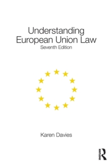 Image for Understanding European Union law