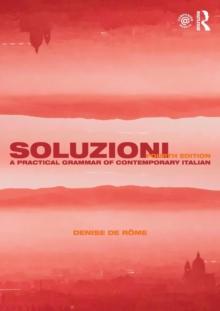 Image for Soluzioni : A Practical Grammar of Contemporary Italian
