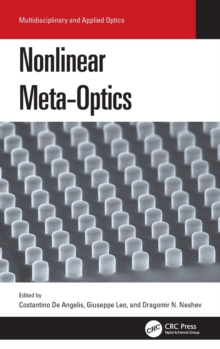 Image for Nonlinear meta-optics