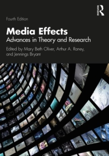 Image for Media effects  : advances in theory and research