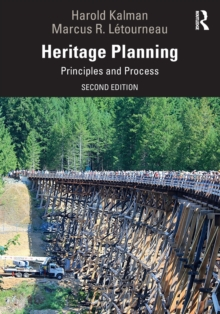 Image for Heritage planning  : principles and process
