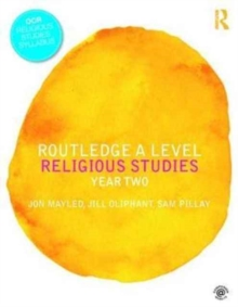 Image for Routledge A level religious studiesYear Two