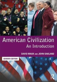 Image for American civilization  : an introduction