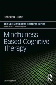 Image for Mindfulness-based cognitive therapy  : distinctive features