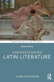 Image for Understanding Latin literature