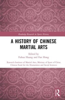 Image for A history of Chinese martial arts