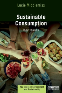 Image for Sustainable consumption  : key issues