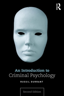 Image for An introduction to criminal psychology
