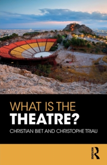 Image for What is the theatre?