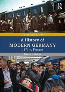 Image for A history of modern Germany  : 1871 to present