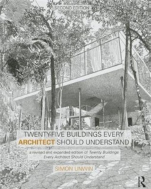Image for Twenty-five buildings every architect should understand