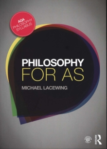 Image for Philosophy for AS