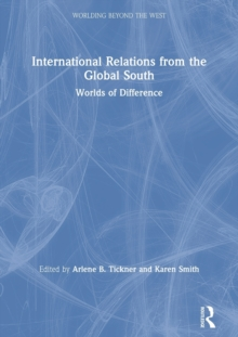 Image for International relations theory  : views beyond the West
