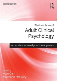Image for The handbook of adult clinical psychology  : an evidence-based practice approach