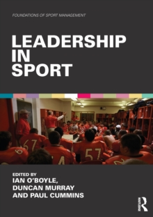 Image for Leadership in sport