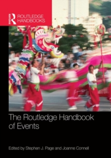 Image for The Routledge handbook of events