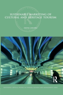 Image for Sustainable marketing of cultural and heritage tourism