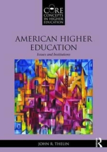 Image for American higher education  : issues and institutions