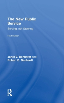 Image for The new public service  : serving, not steering