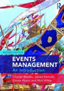 Image for Events management  : an introduction