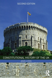Image for Constitutional history of the UK