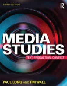 Image for Media studies  : texts, production, context