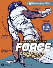 Image for FORCE  : dynamic life drawing