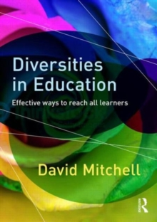 Image for Diversities in education  : effective ways to reach all learners
