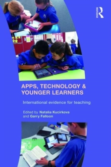 Image for Apps, technology and younger learners  : international evidence for teaching