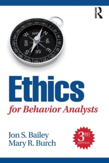 Image for Ethics for behavior analysts
