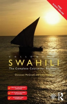 Image for Colloquial Swahili  : the complete course for beginners