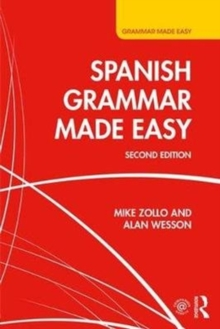 Image for Spanish grammar made easy
