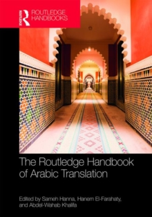 Image for The Routledge handbook of Arabic translation