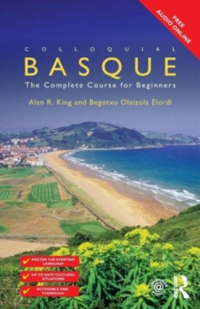 Image for Colloquial Basque  : a complete language course