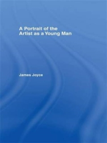 Image for A portrait of the artist as a young man