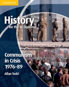 Image for Communism in crisis, 1976-89