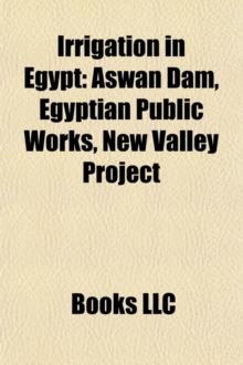 Image for IRRIGATION IN EGYPT: ASWAN DAM, EGYPTIAN