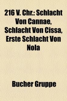 Image for 216 V. CHR.: SCHLACHT VON CANNAE, SCHLAC