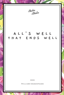 Image for All's Well That Ends Well