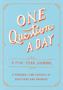 Image for One Question a Day : A Five-Year Journal