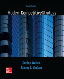Image for Modern Competitive Strategy