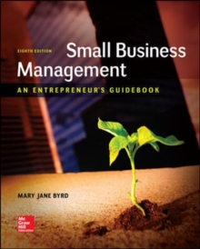 Image for Small Business Management: An Entrepreneur's Guidebook