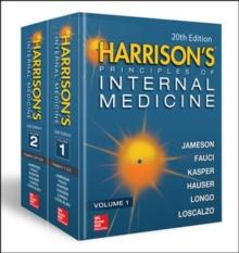 Image for Harrison's principles of internal medicine