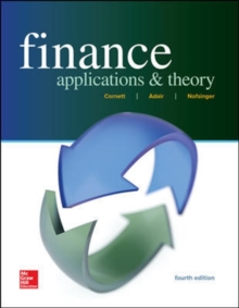 Image for Finance: Applications and Theory
