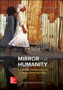 Image for Mirror for humanity  : a concise introduction to cultural anthropology
