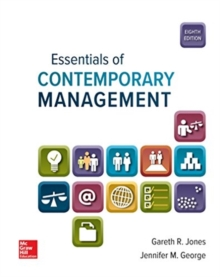 Image for Essentials of contemporary management