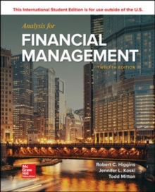 Image for Analysis for financial management