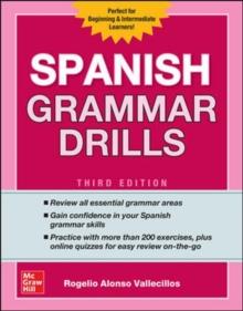 Image for Spanish grammar drills