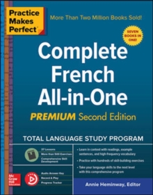 Image for Practice Makes Perfect: Complete French All-in-One, Premium Second Edition
